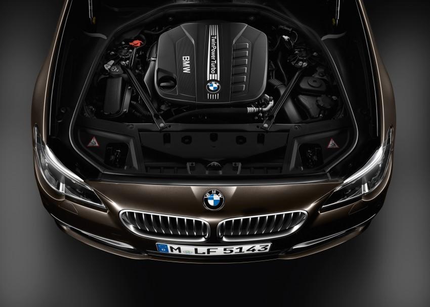 BMW 5 Series LCI – Sedan, Touring and Gran Turismo Image #175345