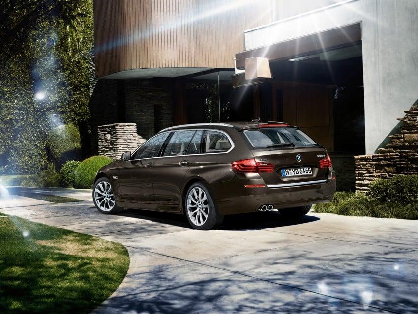 BMW 5 Series LCI – Sedan, Touring and Gran Turismo Image #175374