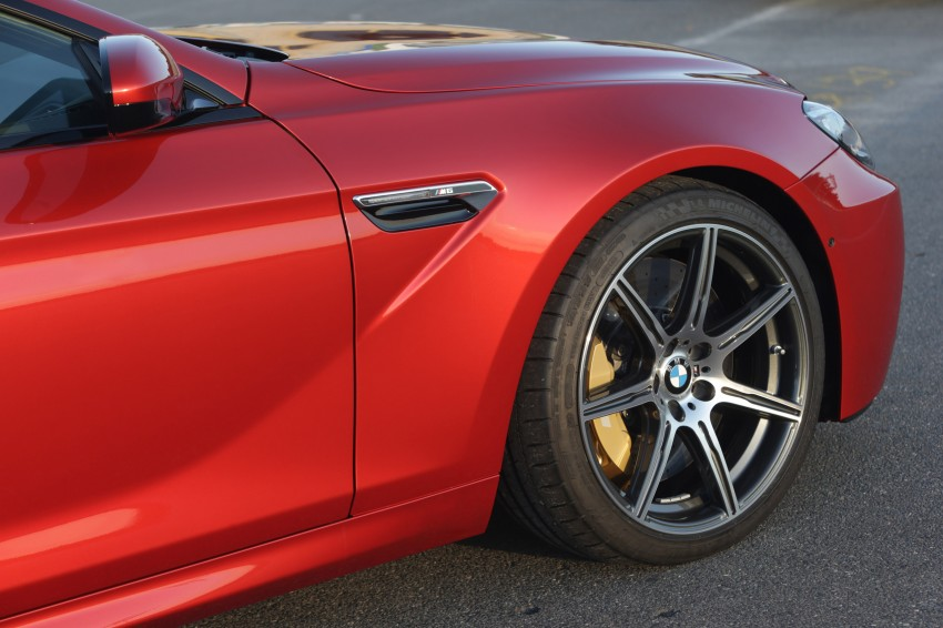 F10 BMW M5 LCI gets a new Competition Package – 575 hp power boost also available on M6 variants Image #175589