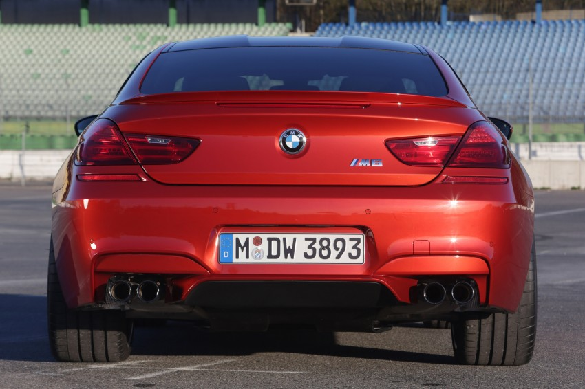 F10 BMW M5 LCI gets a new Competition Package – 575 hp power boost also available on M6 variants Image #175591