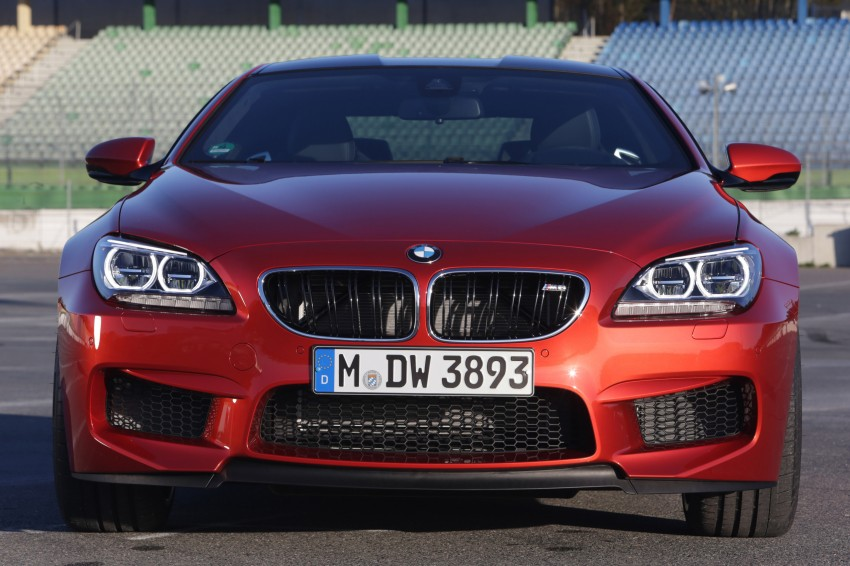 F10 BMW M5 LCI gets a new Competition Package – 575 hp power boost also available on M6 variants Image #175636