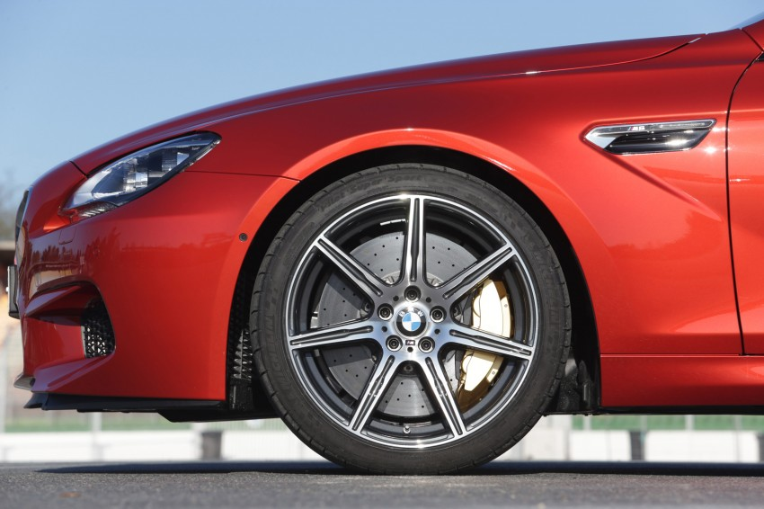 F10 BMW M5 LCI gets a new Competition Package – 575 hp power boost also available on M6 variants Image #175635
