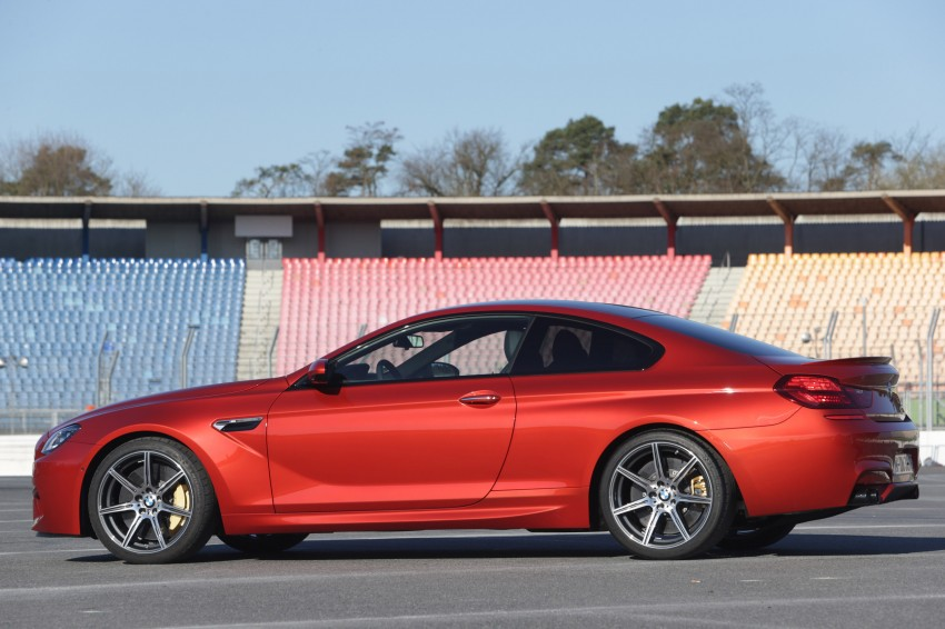 F10 BMW M5 LCI gets a new Competition Package – 575 hp power boost also available on M6 variants Image #175594