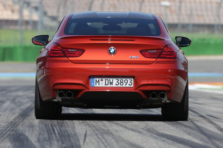 F10 BMW M5 LCI gets a new Competition Package – 575 hp power boost also available on M6 variants Image #175598