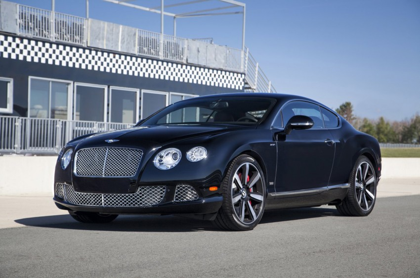 Bentley Le Mans Special Editions announced for USA Image #173620