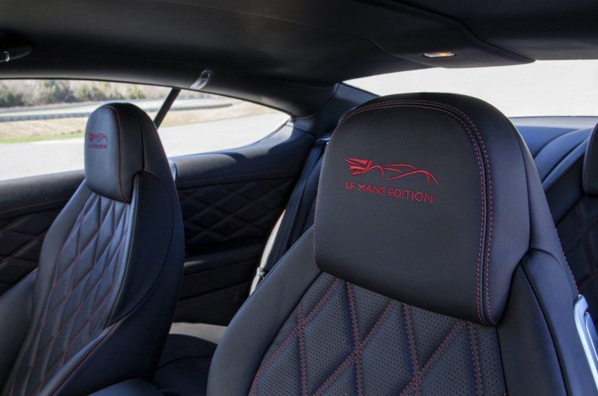 Bentley Le Mans Special Editions announced for USA Image #173621