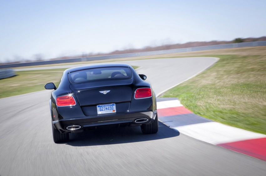 Bentley Le Mans Special Editions announced for USA Image #173622