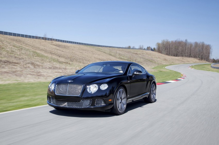 Bentley Le Mans Special Editions announced for USA Image #173623