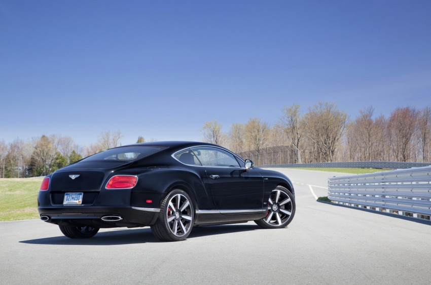 Bentley Le Mans Special Editions announced for USA Image #173625