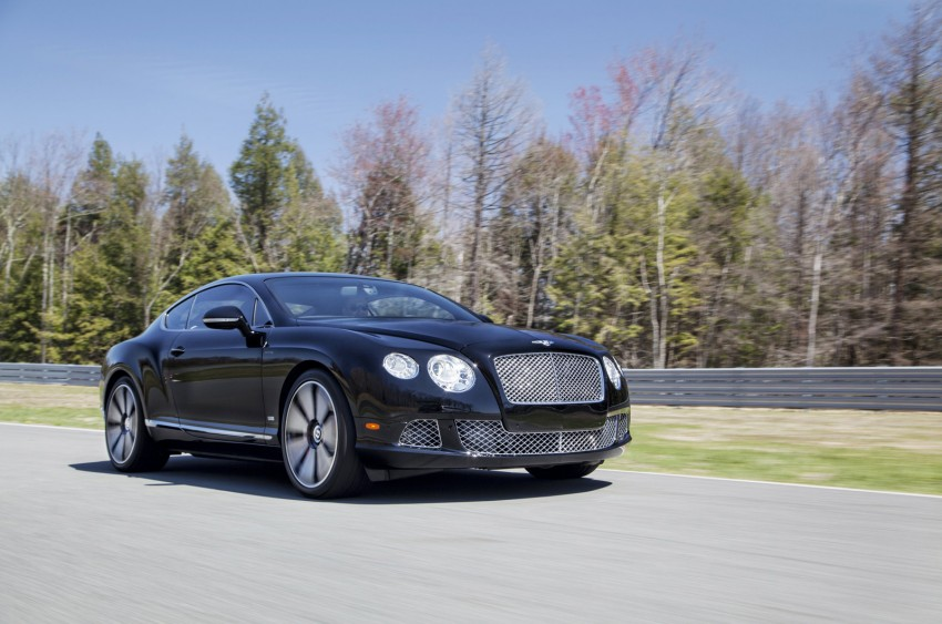 Bentley Le Mans Special Editions announced for USA Image #173627