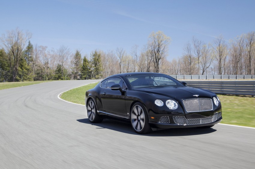 Bentley Le Mans Special Editions announced for USA Image #173628