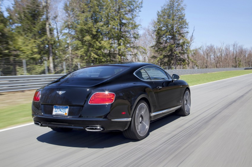 Bentley Le Mans Special Editions announced for USA Image #173629