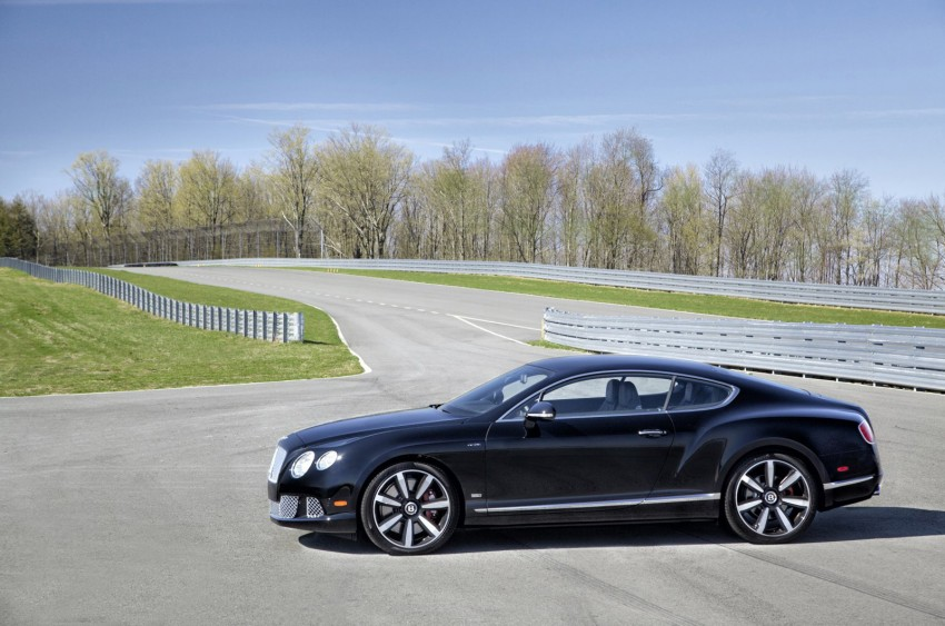 Bentley Le Mans Special Editions announced for USA Image #173631