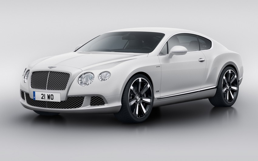 Bentley Le Mans Special Editions announced for USA Image #173636