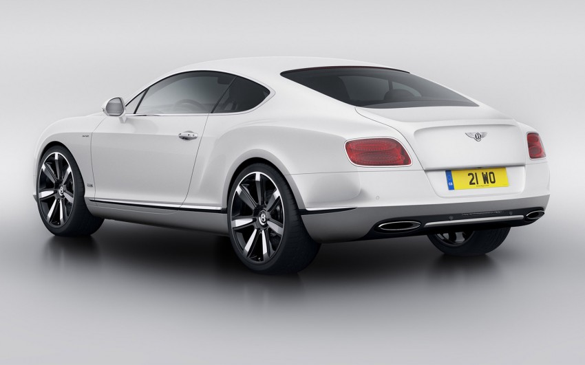 Bentley Le Mans Special Editions announced for USA Image #173638