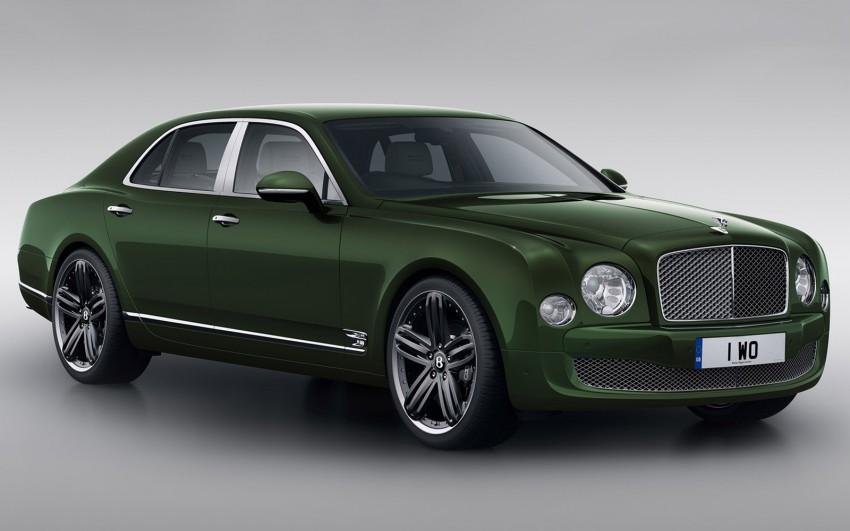 Bentley Le Mans Special Editions announced for USA Image #173640