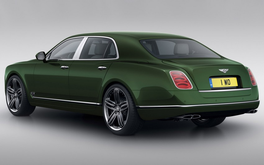 Bentley Le Mans Special Editions announced for USA Image #173641