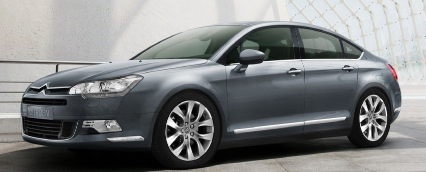 Citroen C5 THP156 now on sale in Malaysia – RM190k Image #176927