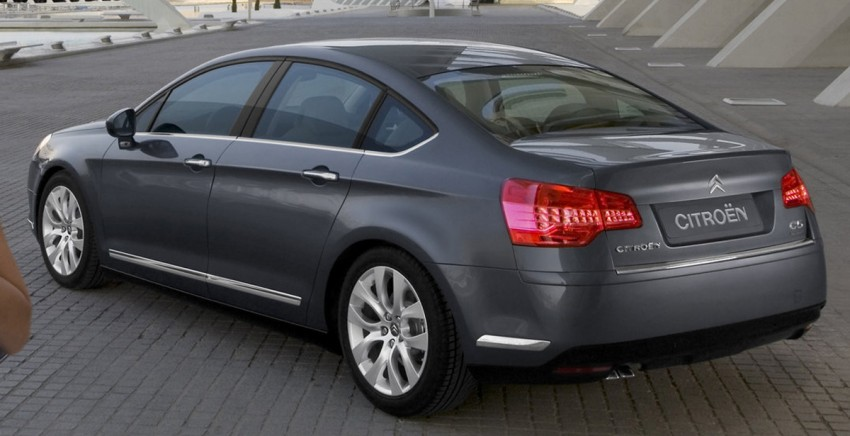 Citroen C5 THP156 now on sale in Malaysia – RM190k Image #176925