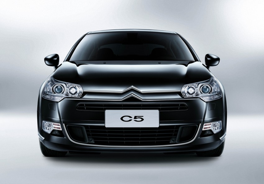 Citroen C5 THP156 now on sale in Malaysia – RM190k Image #176926