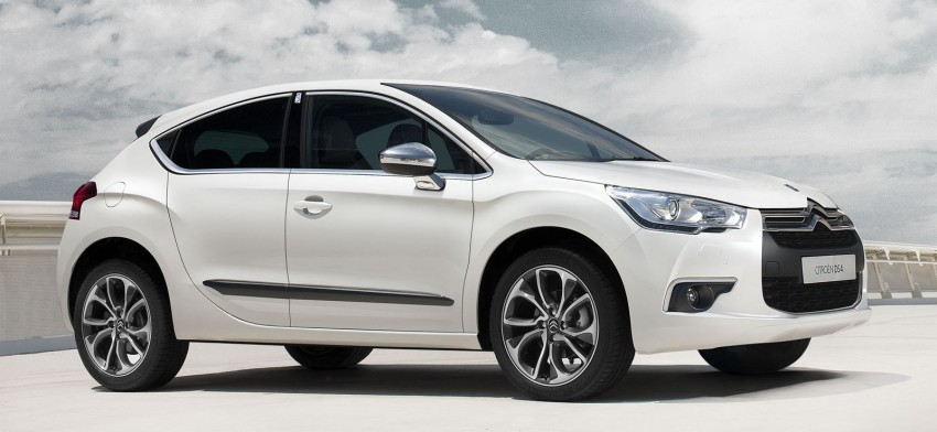 Citroen DS4 THP200 Manual now available – RM175k Image #176661