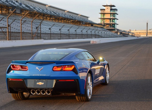 Corvette Indy Pace Car-07