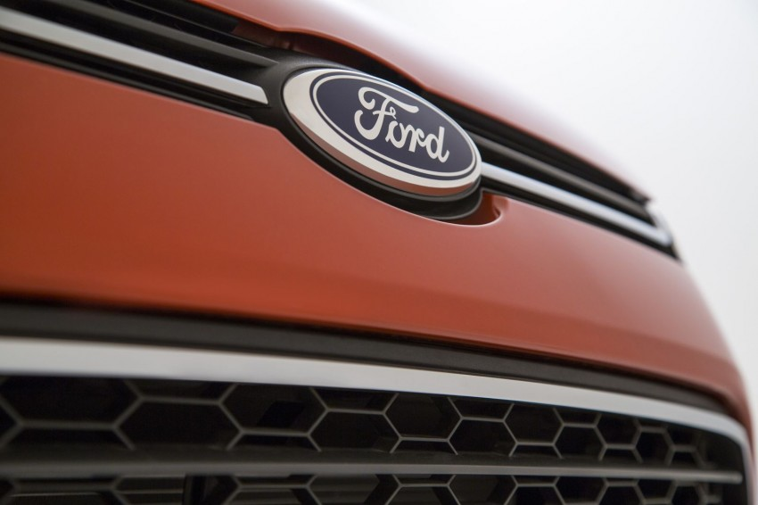 Ford EcoSport 1.0L EcoBoost: first impressions Image #173950