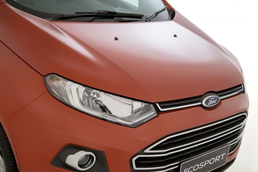 Ford EcoSport 1.0L EcoBoost: first impressions Image #173952