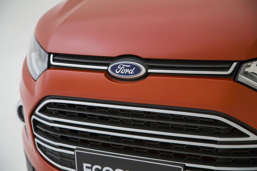 Ford EcoSport 1.0L EcoBoost: first impressions Image #173954