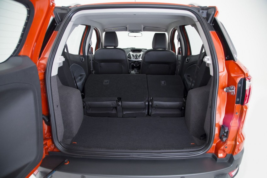Ford EcoSport 1.0L EcoBoost: first impressions Image #173992