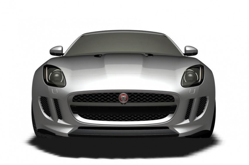 Jaguar F-Type Coupe in the works – patent filing done Image #172666