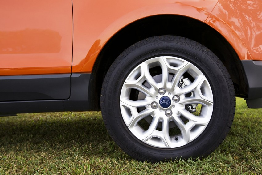 Ford EcoSport 1.0L EcoBoost: first impressions Image #173999