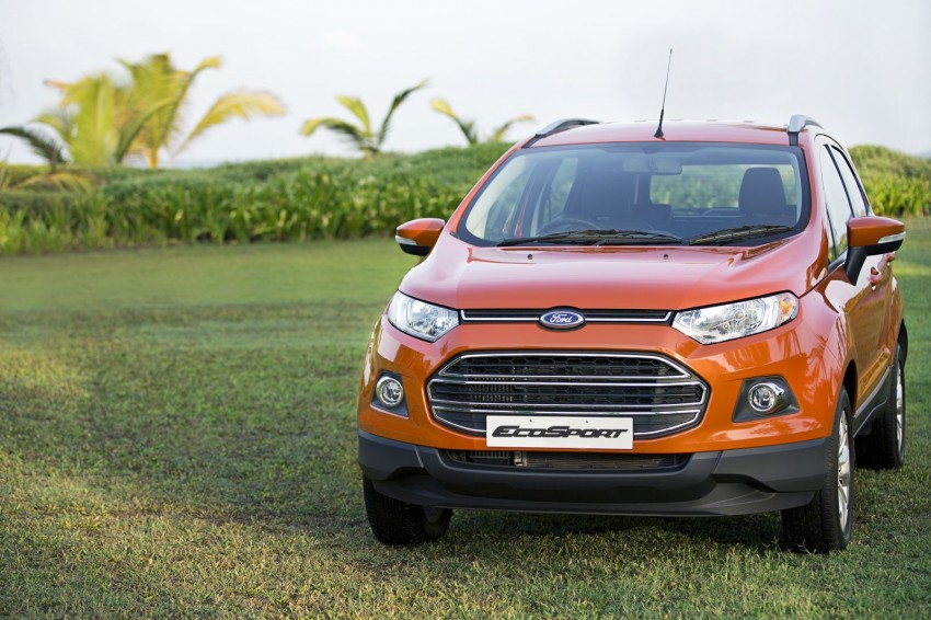 Ford EcoSport 1.0L EcoBoost: first impressions Image #174022