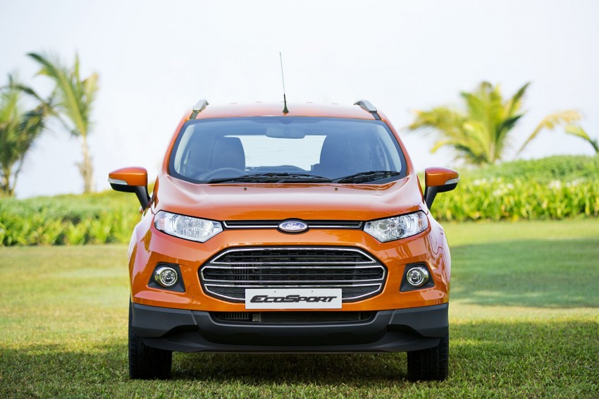 Ford EcoSport 1.0L EcoBoost: first impressions Image #174026