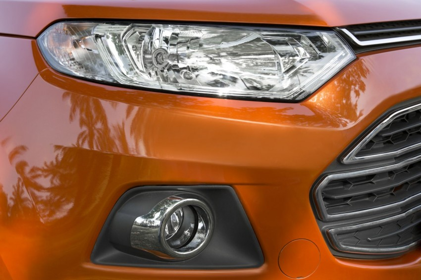 Ford EcoSport 1.0L EcoBoost: first impressions Image #174032