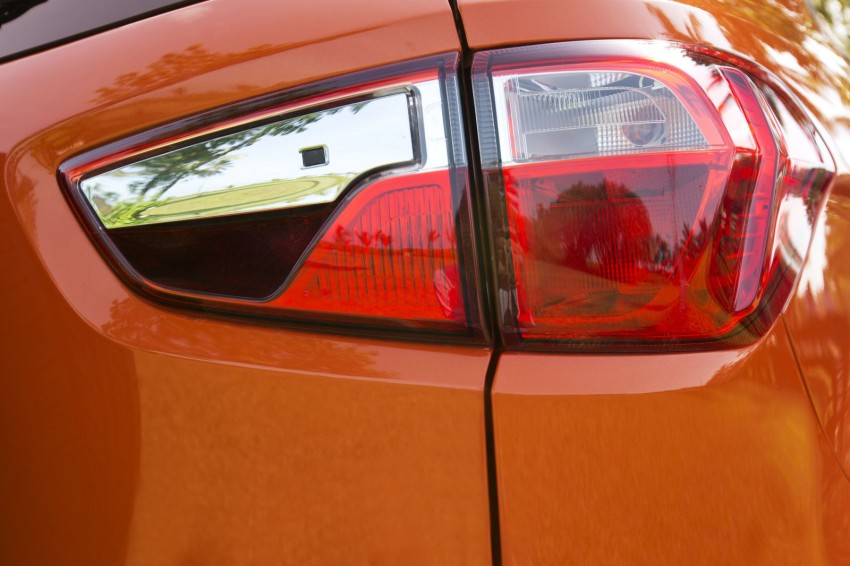 Ford EcoSport 1.0L EcoBoost: first impressions Image #174033