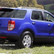 New Ford Everest on the cards – to debut in 2014?