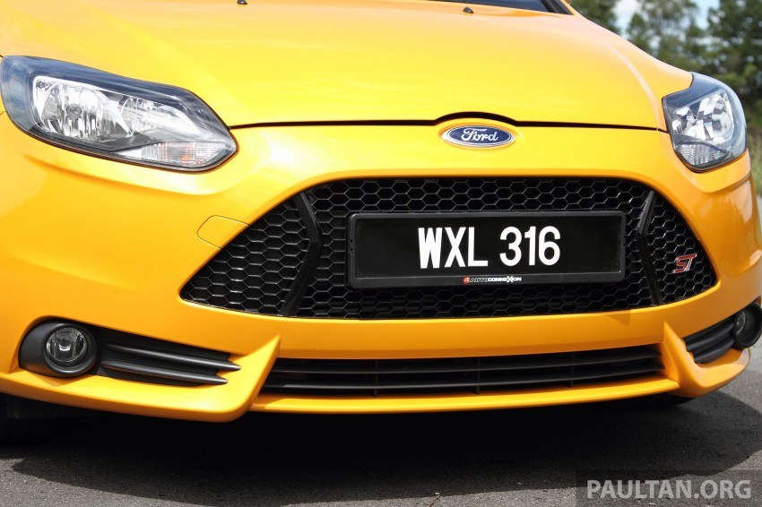 Ford Focus S >> DRIVEN: Ford Focus ST – orange crush, anyone? Paul Tan - Image 177012