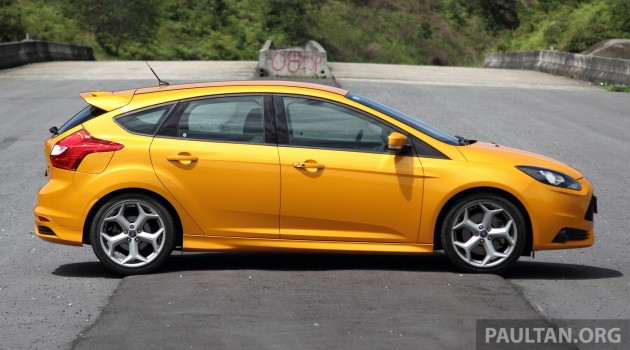 Ford Focus St Driven