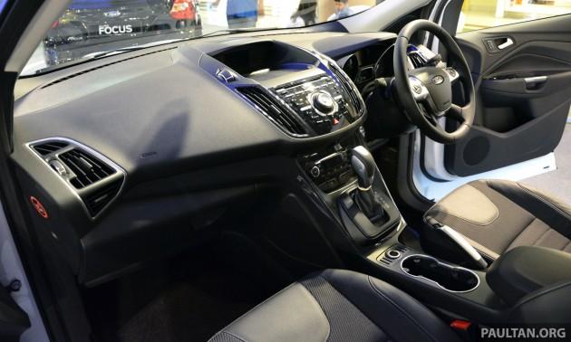 Ford Kuga roadshow 13