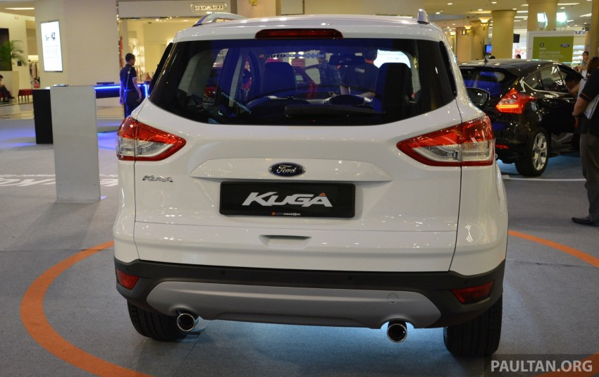 Ford Kuga – seen at 1U roadshow, also on test at JPJ Image #176433