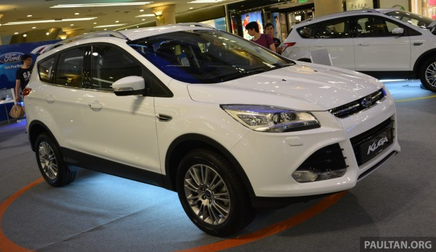 Ford Kuga roadshow 4