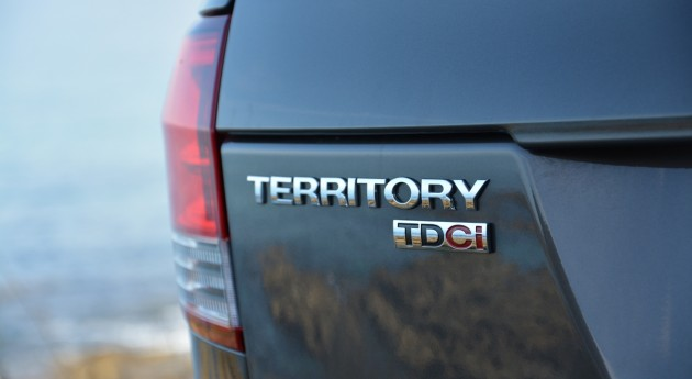 Ford Territory Melbourne 1