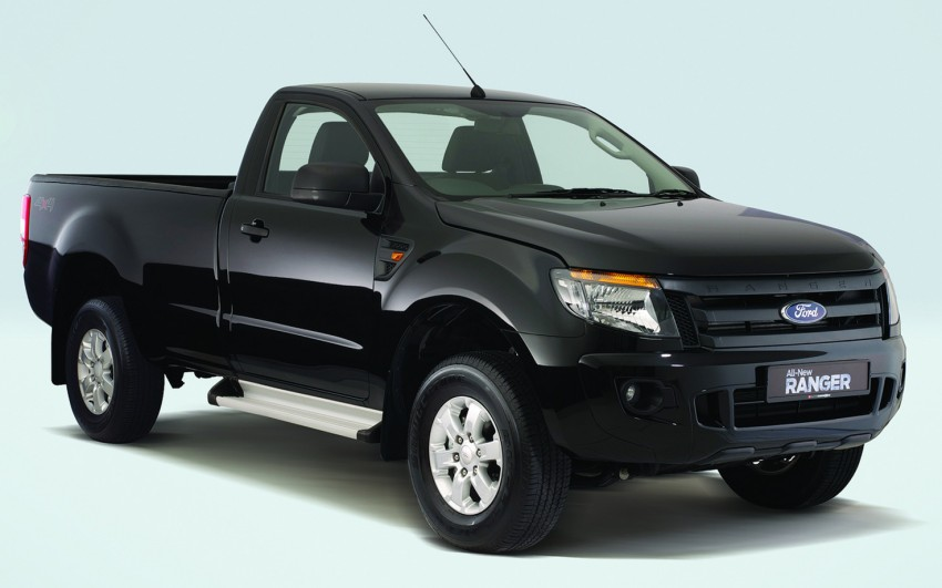 Ford Ranger XL Lo-Rider and Single Cab – RM70-72k Image #173440