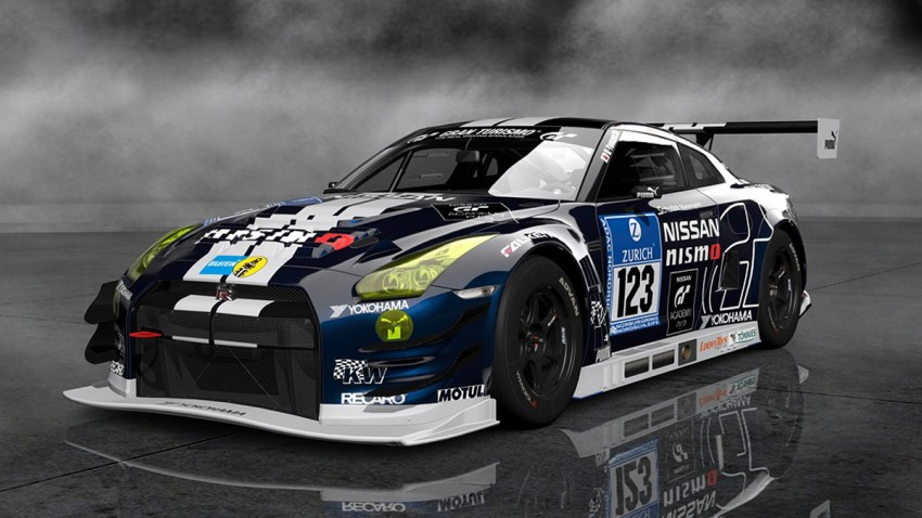 Gran Turismo 6 announced as the franchise turns 15 Image #174619