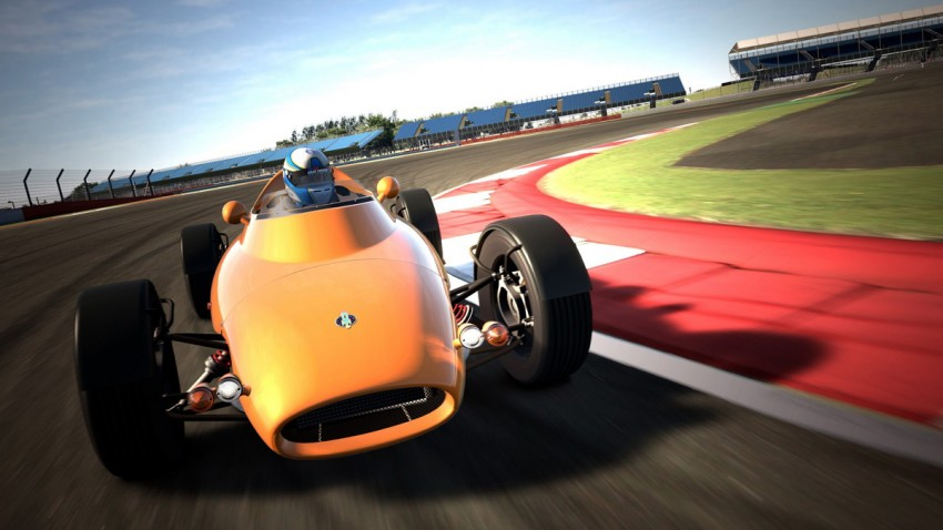 Gran Turismo 6 announced as the franchise turns 15 Image #174653