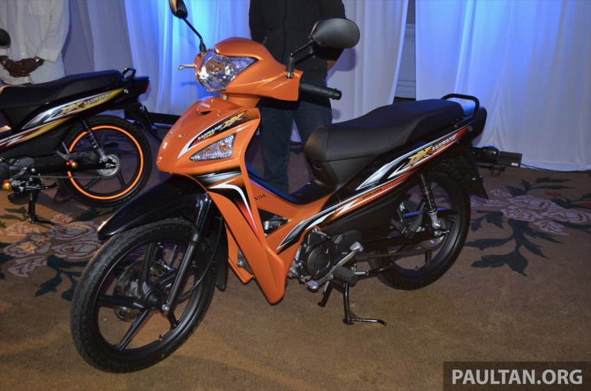 New Honda Wave 110 kapcai launched by Boon Siew Image #176741