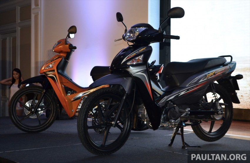 New Honda Wave 110 kapcai launched by Boon Siew Image #176715