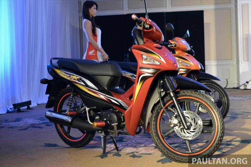 New Honda Wave 110 kapcai launched by Boon Siew Image #176737