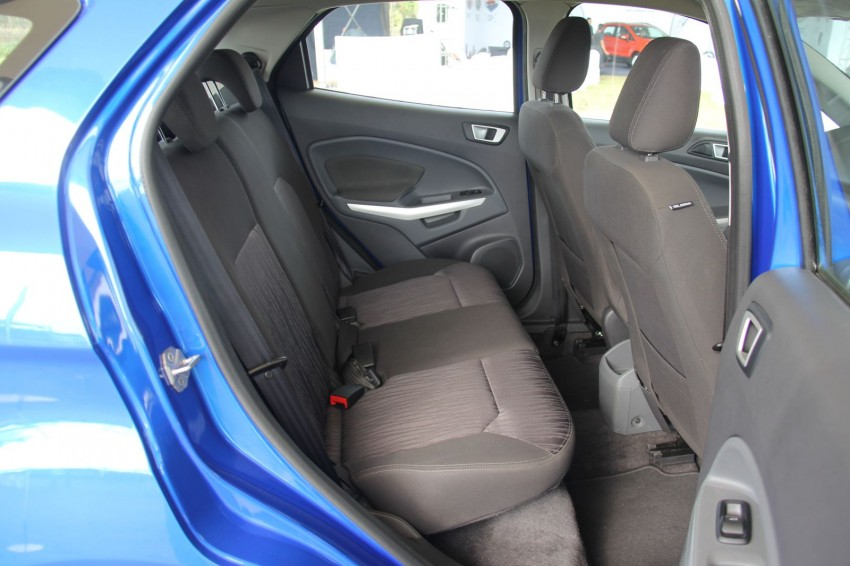 Ford EcoSport 1.0L EcoBoost: first impressions Image #173948